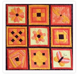 patchwork tanfolyam negyedik kép