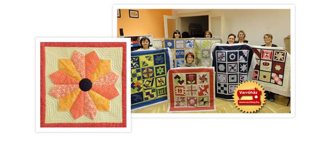 patchwork tanfolyam harmadik kép